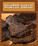 Roasted Garlic Jerky
